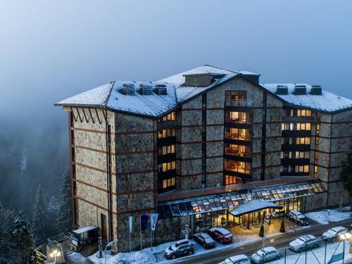 Почивка в Пампорово, България - хотел Хотел Орловец 5•