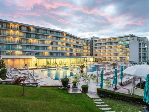 Почивка в Несебър, България - хотел Хотел Феста Панорама 4•