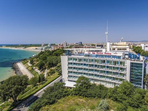 Почивка в Несебър, България - хотел Сол Марина Палас Хотел 4•