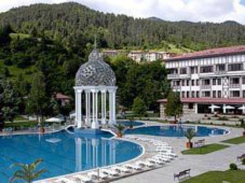 Почивка в Девин, България - хотел СПА Хотел Орфей 5•