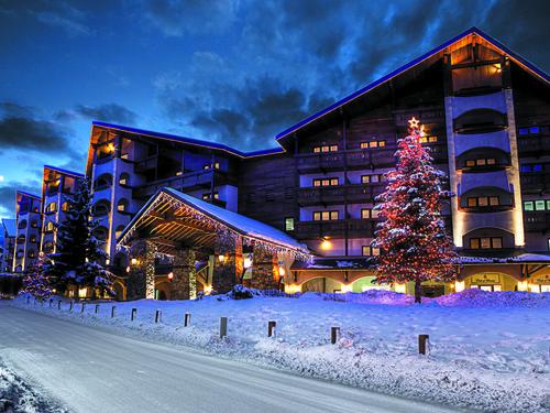 Почивка в Банско, България - хотел Хотел Кемпински Гранд Арена 5•