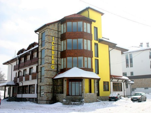 Почивка в Банско, България - хотел Хотел Айсберг 3•