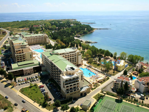 Почивка в Несебър, България - хотел Сол Несебър Маре Хотел 4•