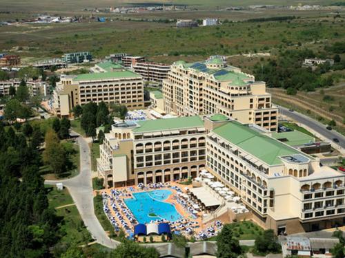 Почивка в Несебър, България - хотел Сол Несебър Бей Хотел 4•