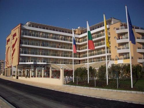 Почивка в Приморско, България - хотел Пламена Палас Хотел 4•