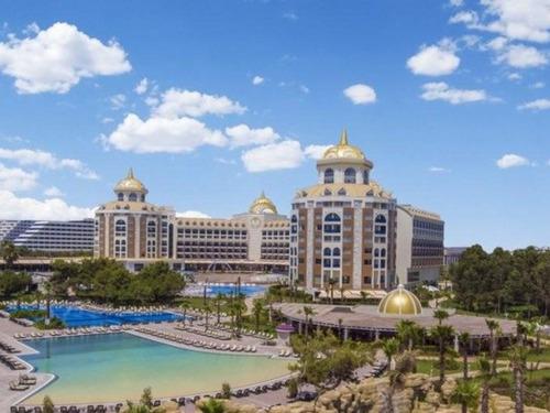 Почивка в Анталия - Лара, Турция - Delphin Be Grand Resort 5 * хотел 5•