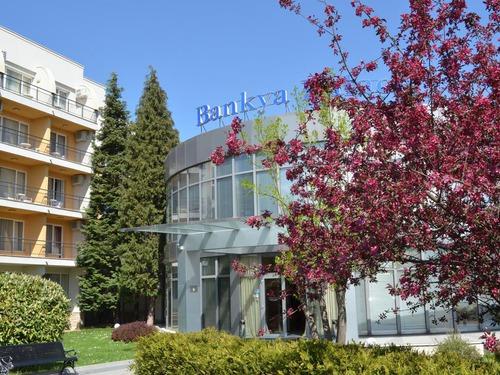Почивка в  - хотел СПА хотел Банкя Палас 4•