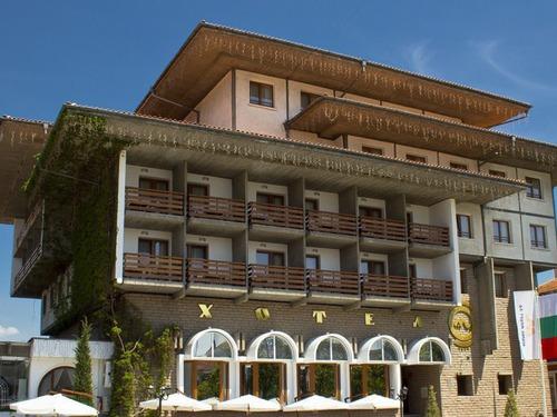 Почивка в Панагюрище, България - хотел Хотелски комплекс Каменград 4•