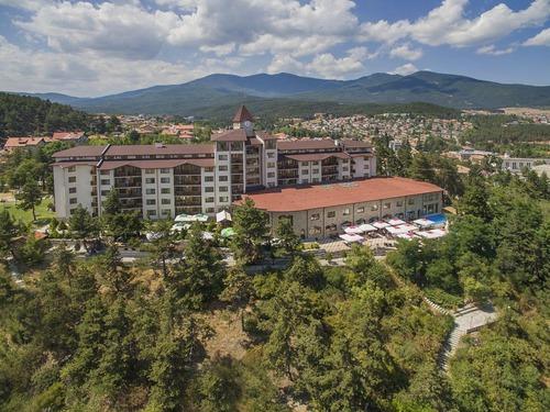 Почивка във Велинград, България - хотел Хотел Спа Клуб Бор 4•