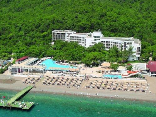 Почивка в Кемер, Турция - Majesty Club La Mer 5 * хотел 5•