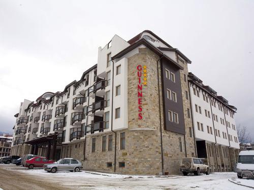 Почивка в Банско, България - хотел Хотел Гинес 4•