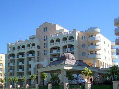 Почивка в Поморие, България - хотел Хотелски комплекс Сънсет Ризорт 5•