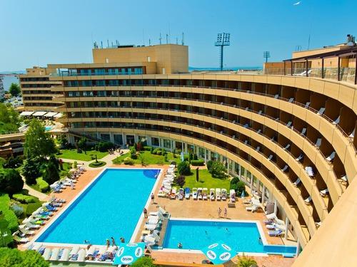 Почивка в Поморие, България - хотел Гранд Хотел Поморие 5•