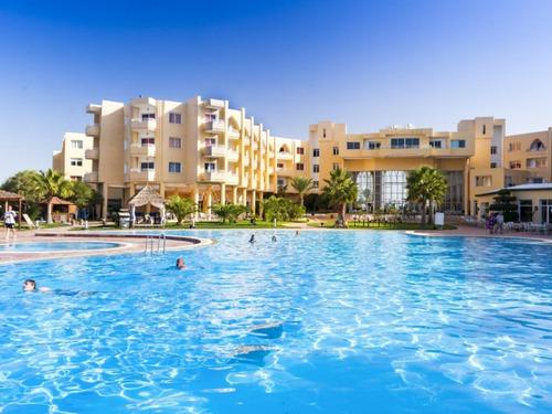 Почивка в Монастир, Тунис - Skanes Serail 4 * хотел 4•