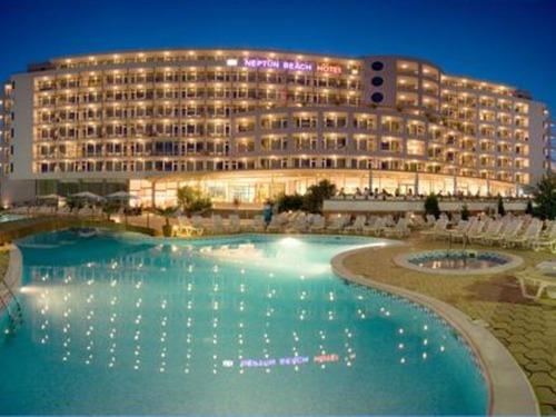 Почивка в Слънчев Бряг, България - хотел LTI Нептун Бийч Хотел 4•