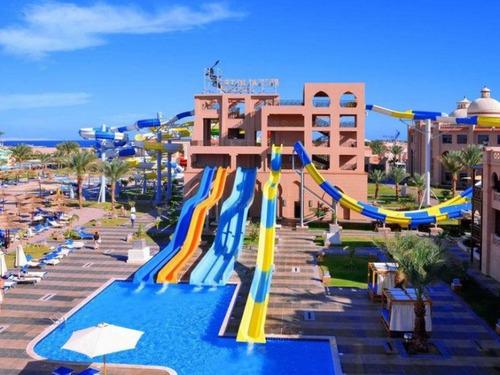 Почивка в Хургада, Египет - Albatros Aqua Park Hurghada (ex- Beach Albatros Garden) 4* хотел 4•