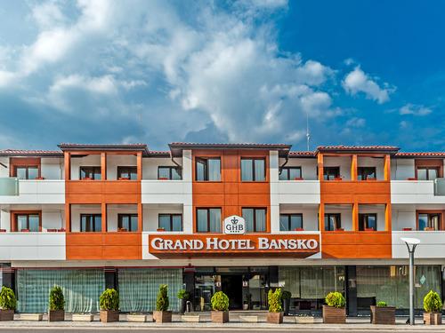 Почивка в Банско, България - хотел Гранд Хотел Банско 4•