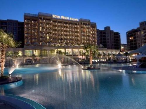 Почивка в Слънчев Бряг, България - хотел Барсело Роял Бийч Хотел 5•