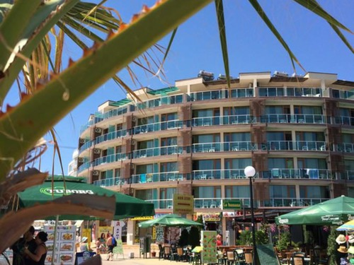 Почивка в Слънчев Бряг, България - Бриз Бийч Апартхотел 3•