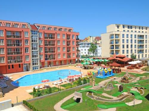 Почивка в Слънчев Бряг, България - хотел Комплекс Рейнбоу Апартамент 4•