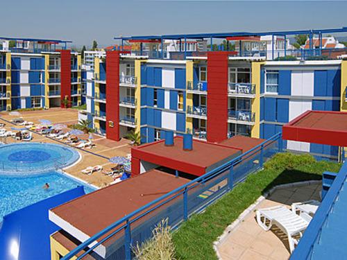 Почивка в Слънчев Бряг, България - хотел Елит 4 Апартаментен комплекс 3•