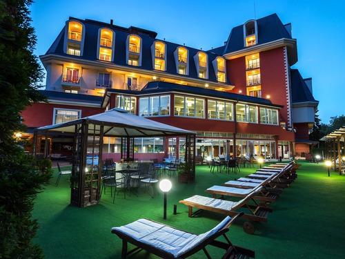 Почивка във Велинград, България - хотел Спа Хотел Акватоник 4•