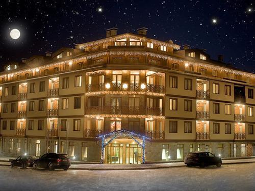 Почивка в Банско, България - хотел Хотел Вихрен Палас Ски & Спа Ризорт 4•