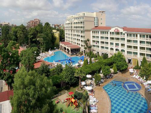 Почивка в Слънчев Бряг, България - хотел Хотел Алба 4•