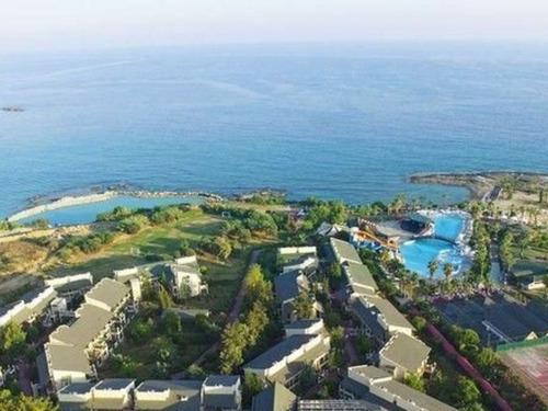 Почивка в Алания, Турция - хотел Incekum Beach Resort Hotel 5 * 5•