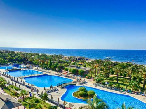 Почивка в Алания, Турция - хотел Mc Arancia Resort Hotel 5 * 5•