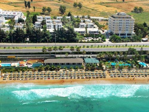 Почивка в Алания, Турция - хотел Antik Hotel & Garden 4 * 4•