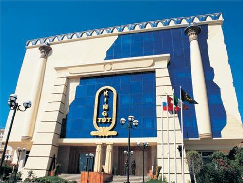 Почивка в Хургада, Египет - King Tut Aqua Park Beach Resort 4 * хотел 4•