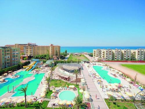Почивка в Алания, Турция - хотел Hedef Resort Hotel & Spa 5 * 5•