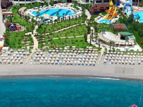 Почивка в Алания, Турция - Saphir Resort & Spa 5 * хотел 5•