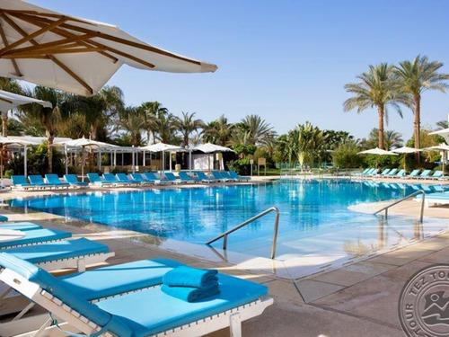 Почивка в Шарм Ал Шейх, Египет - Novotel Palm 5 * хотел 5•