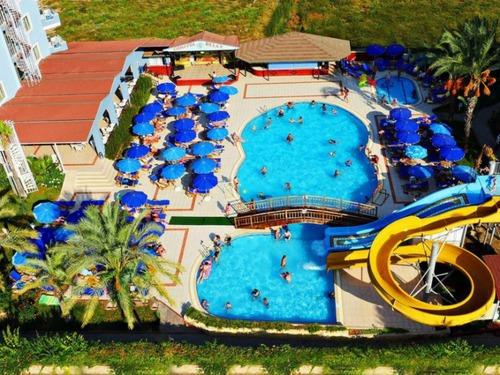 Почивка в Алания, Турция - хотел Caretta Relax Hotel 4 * 4•