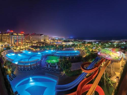 Почивка в Сиде, Турция - Aydinbey King's Palace & Spa 5 * хотел 5•