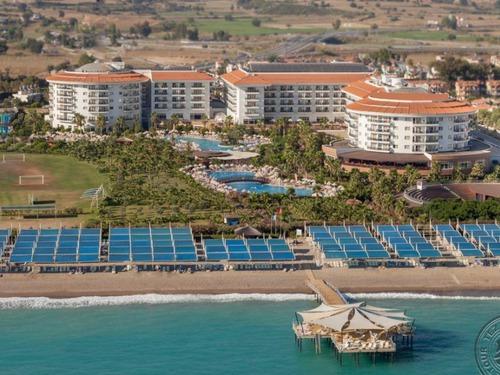 Почивка в Сиде, Турция - Sea World Resort&spa 5 * хотел 5•