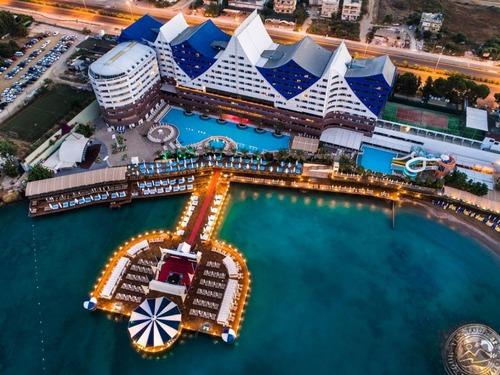 Почивка в Алания, Турция - хотел Orange County Resort Hotel Alanya 5* 5•