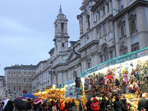 Екскурзия Коледа - Рим - шестдневна - 6 дни