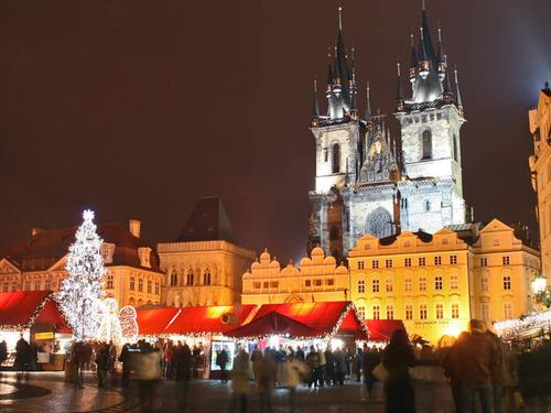 Екскурзия Прага - специална промоция Коледни базари - 5 дни