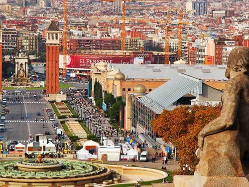 Екскурзия Барселона - 4 дни