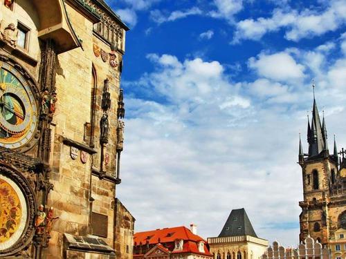 Екскурзия Прага - петдневна - 5 дни
