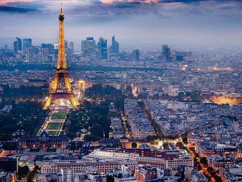 Екскурзия Една седмица в Париж - 8 дни