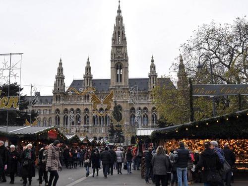 Екскурзия Виена - Коледни базари - четиридневна - 4 дни