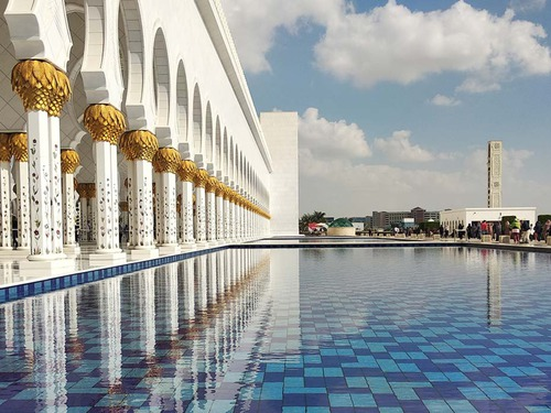 Екскурзия Дубай - осемдневна - 8 дни