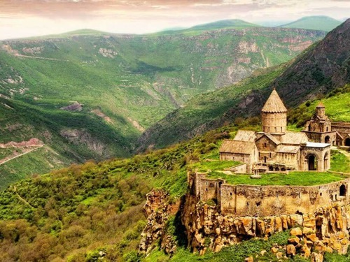 Екскурзия Грузия - Армения - 7 дни