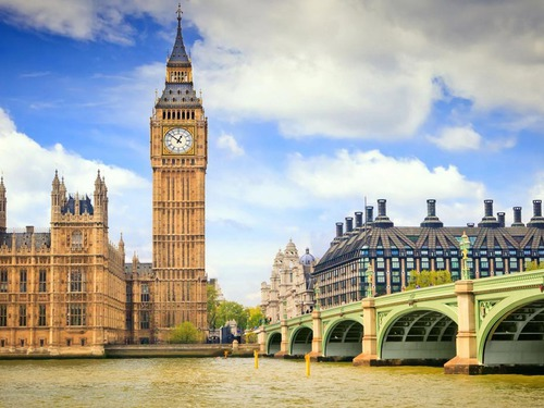 Екскурзия Лондон - Трети март - от Варна - 5 дни