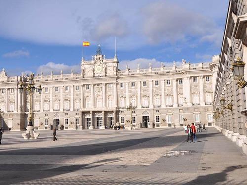 Екскурзия Мадрид - трети март - 4 дни
