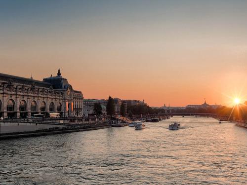 Екскурзия Париж - Замъците по Лоара - Мон Сен Мишел - Ница - 9 дни